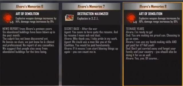 Alvaro the explosive expert details| Free Fire