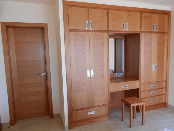 . closet Muebles de madera  Closet de madera modernos