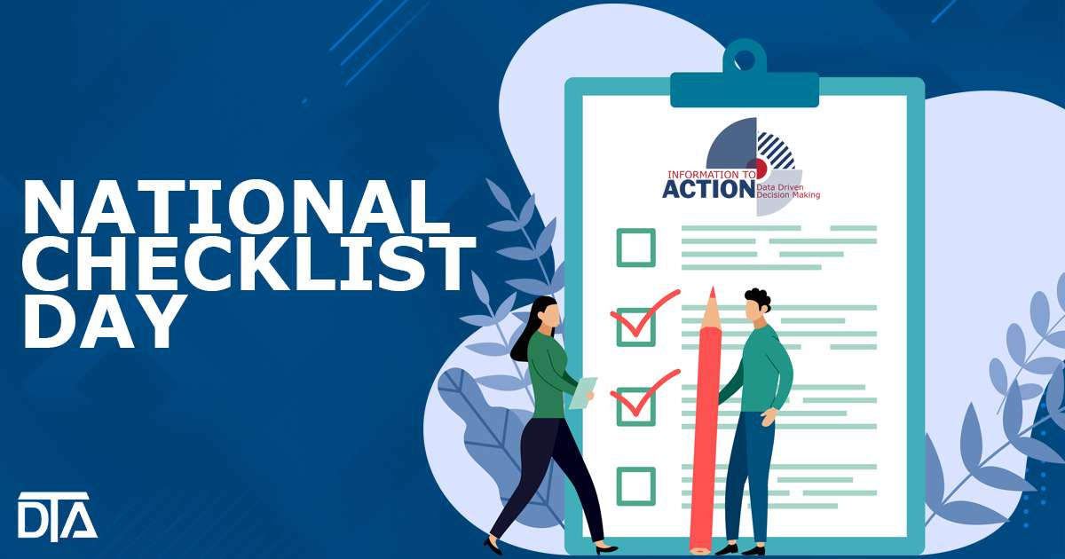 National Checklist Day Wishes Sweet Images