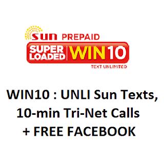 Sun Cellular WIN10
