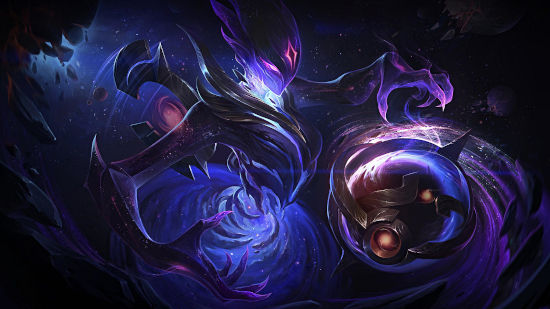 League of Legends - Dark Star Orianna - Full HD 1080p