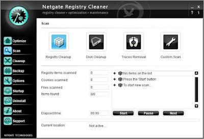 NETGATE Registry Cleaner 2019 18.0.680 Full