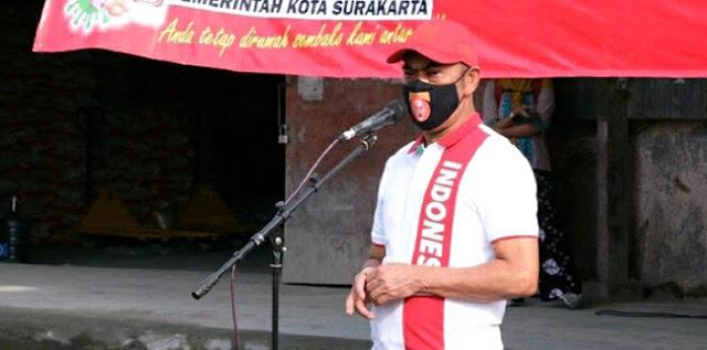 Jokowi Tak Larang Masyarakat Mudik, Walikota Solo: Mumet Aku