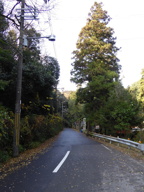 磐船神社周辺ウォーキング