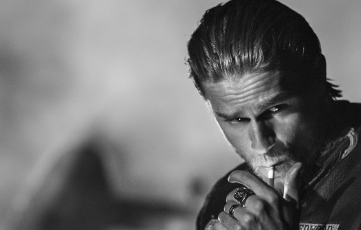 Sons Of Anarchy Quote Wallpaper Sons Of Anarchy Season 7 Cast Promotional Photo