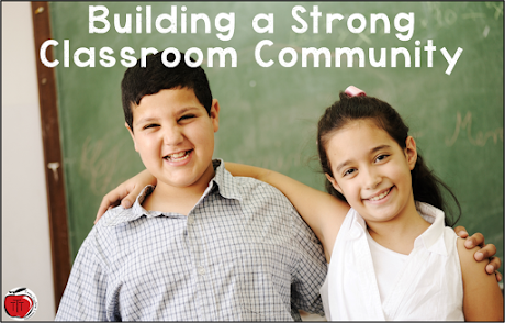 Building a strong classroom community using attendance questions Terri's Teaching Treasures