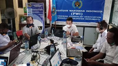 9 Jurnalis Indramayu Ikuti OKK PWI Jabar