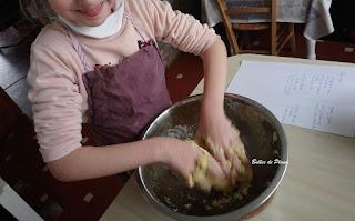 Bulles de Plume Tarte au chocolat (Recette)