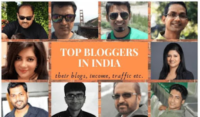 Famous Bloggers in India