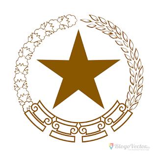 Kementerian Sekretariat Negara RI Logo vector (.cdr)