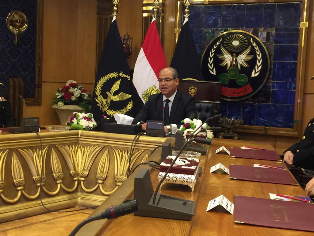وزارة الداخلية تعلن قبول دفعة جديدة بقسم المتخصصين بأكاديمية الشرطة.