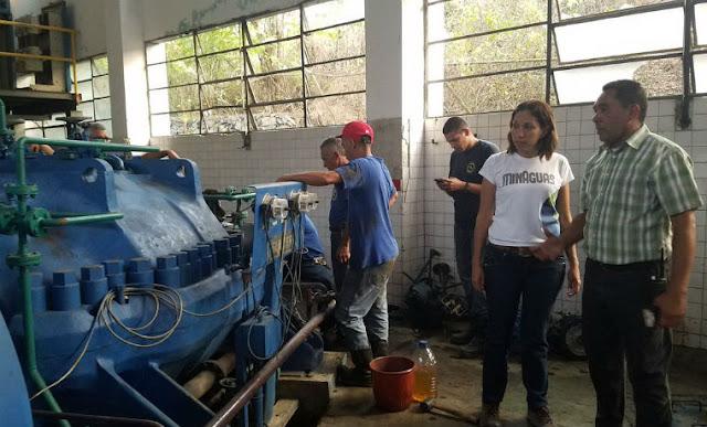 Sistemas de abastecimiento de agua potable Tuy I, II y III aún no han arrancado
