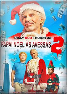 Assistir Papai Noel às Avessas 2 Dublado