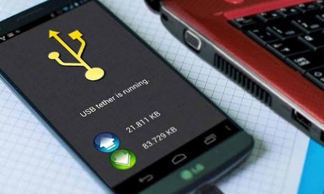 Cara Merubah Hp Android Menjadi Sebuah Modem