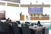 Paripurna Istimewa Pembukan Masa Sidang III DPRD Matim, Banyak Kursi Dewan yang Kosong