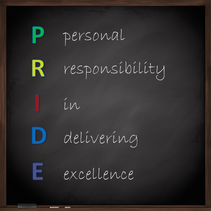 Take Pride In Your Work Quotes: Quotes About Pride. QuotesGram
