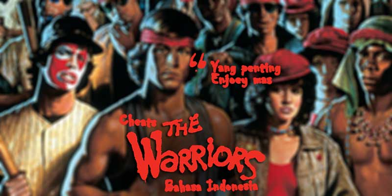 cheat the warrior psp lengkap bahasa indonesia