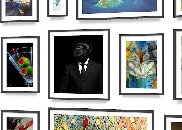 Styling My Home with Fine Art America Lovelaughslipstick Blog