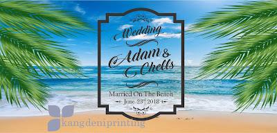 Beach Templates Married On The Beach