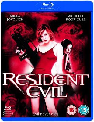 Resident Evil (2002) 720p 800MB Blu-Ray Hindi Dubbed Dual Audio [Hindi 2.0 + English 2.0] MKV