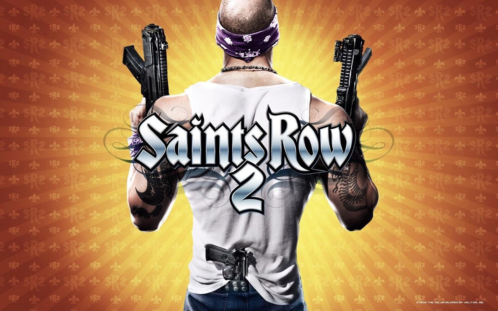 تحميل لعبة الأكشن والمغامرة ساينتس رو الجزء الثاني - Saints Row 2