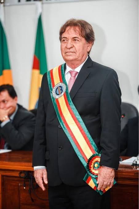Morre Prefeito de Barcarena Antônio Carlos Vilaça