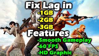 PUBG Mobile Lite Lag Fix  HD Graphics Best Gfx Tool