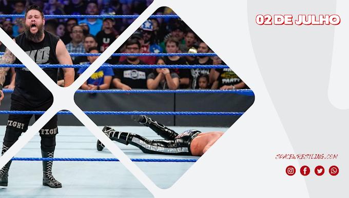 Replay: WWE Smackdown Live em Português 02/07/2019