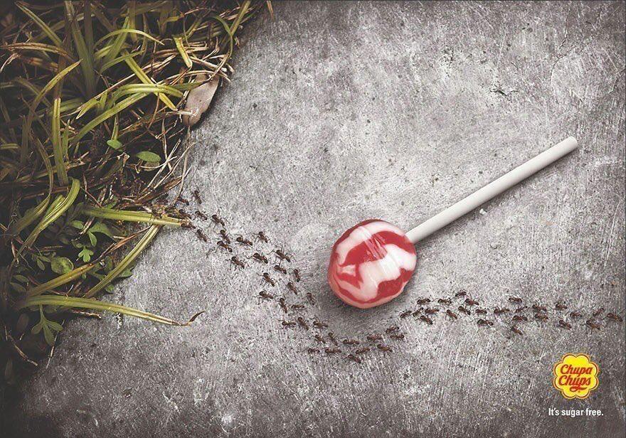 Chupa Chups: Sugar free