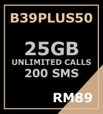 ONEXOX BLACK B39 PLUS50