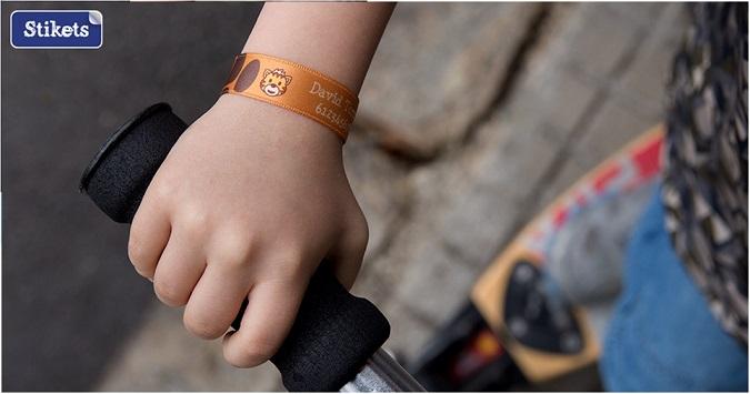 Nuevas pulseras identificativas stikets  - agendademama
