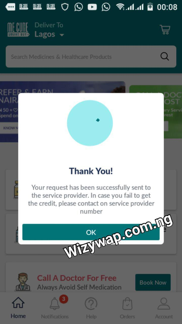 How to get free 200naira airtime on all network - Best tech blog