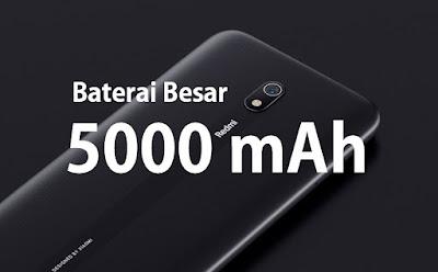 HP Xiaomi Baterai Besar 5000 mAh