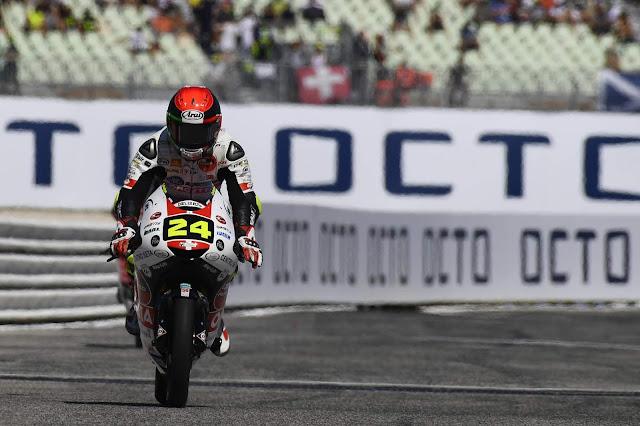 Tatsuki Suzuki foi o nome da Moto3 em Misano