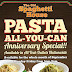 The Old Spaghetti House' Pasta All You Can this September