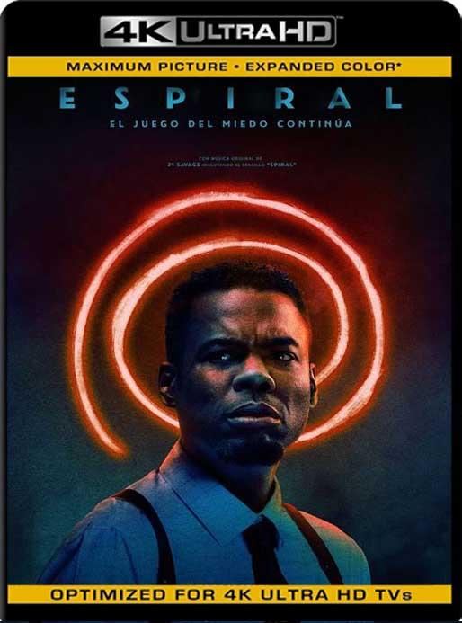 Espiral: El juego del miedo continúa (2021) 4K 2160p UHD [HDR] Latino 2.0 LINE [GoogleDrive]