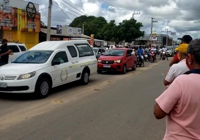 Taxista de 33 anos morre vítima da Covid-19 em Tibau