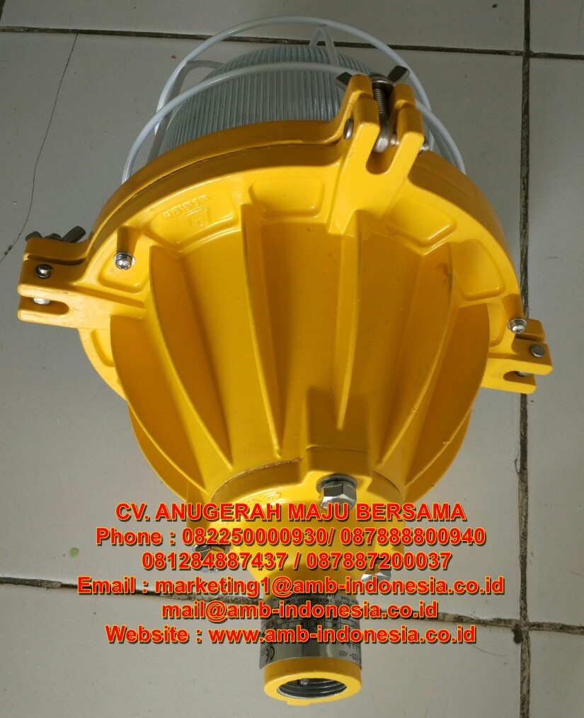 Warom Explosion Proof Electrical: Lampu Gantung Explosion