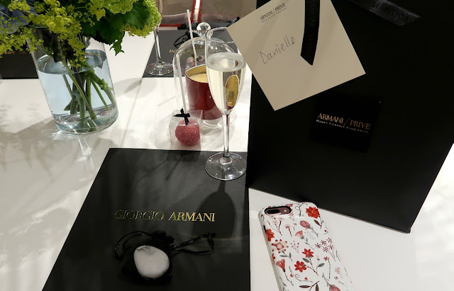 Danielle Levy, Giorgio Armani, Giorgio Armani Prive, beauty blogger, Selfridges, Selfridges Manchester, fragrance, beauty blogger Liverpool,