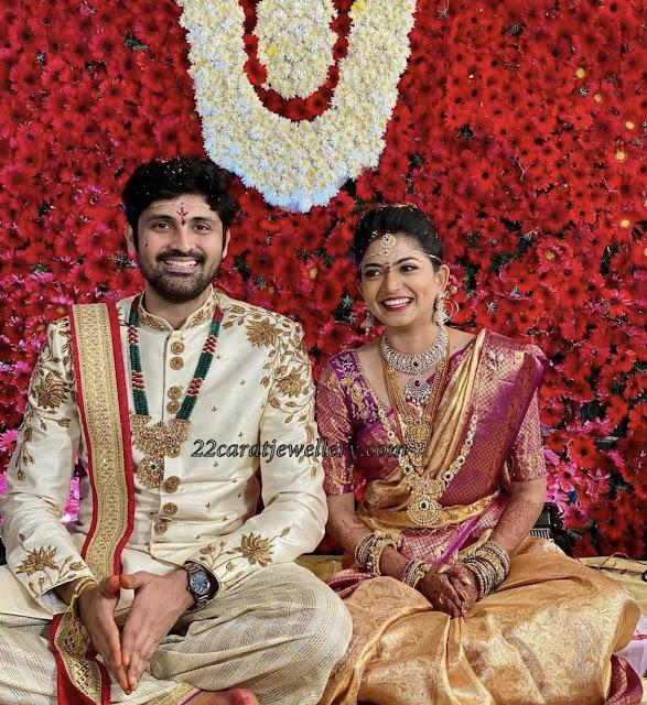 Samrat Reddy Wedding