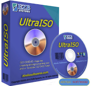 UltraISO Premium Edition - An ISO CD/DVD image file creating/editing/converting tool.