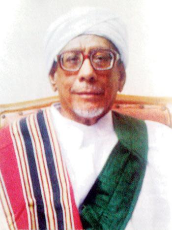 Kisah Habib: Habib Husein Allatas: Berpulangnya Sang