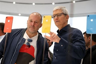 iPhone designer Jony Ive leaving Apple to start his own firm