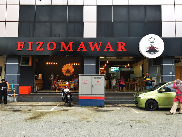 #FizoMawarKitchen Tidak Boleh Ditegur