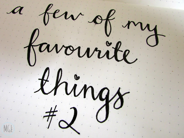 My General Life - Favourite Things #2
