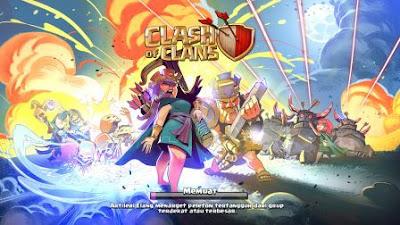 alasan game clash of clans sepi pemain