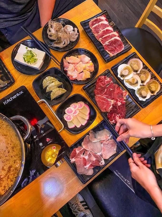 Lẩu Shabu Shabu Nhật Bản Gò Vấp