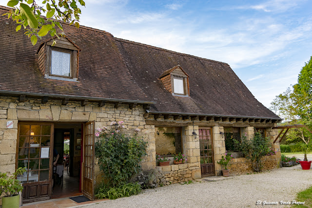 Moulinier Janine - Sergeac, Francia por El Guisante Verde Project