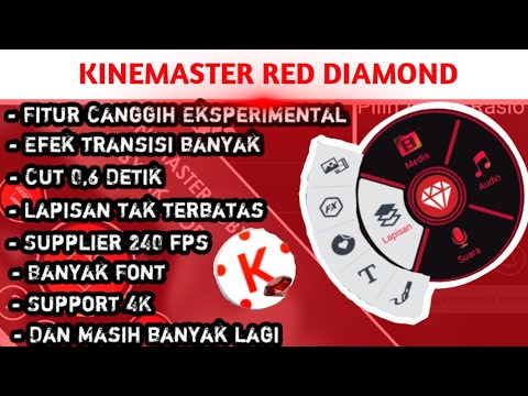 Download Kinemaster Red Diamond 2020