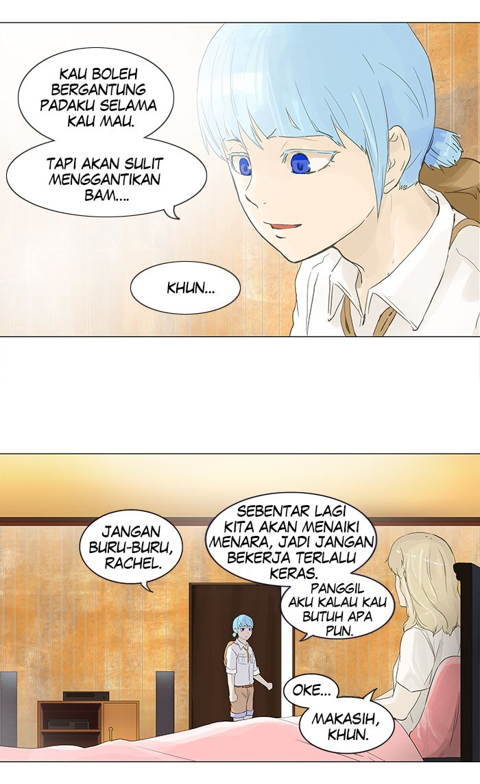 Tower of God Bahasa indonesia Chapter 103